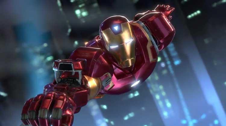 Estos son los 19 luchadores de cómic de Marvel vs Capcom Infinite