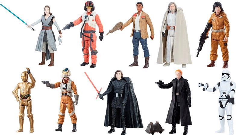 Figuras Star WarsFiguras Star Wars - Force Friday II