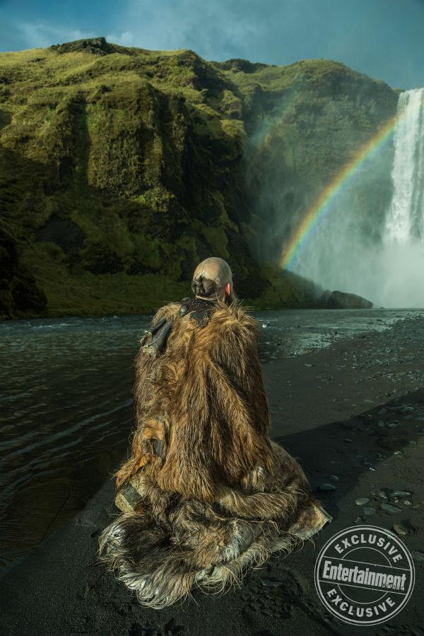 Floki en la temporada 5 de Vikingos
