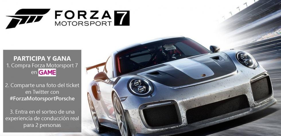 Forza Motorsport 7 GAME