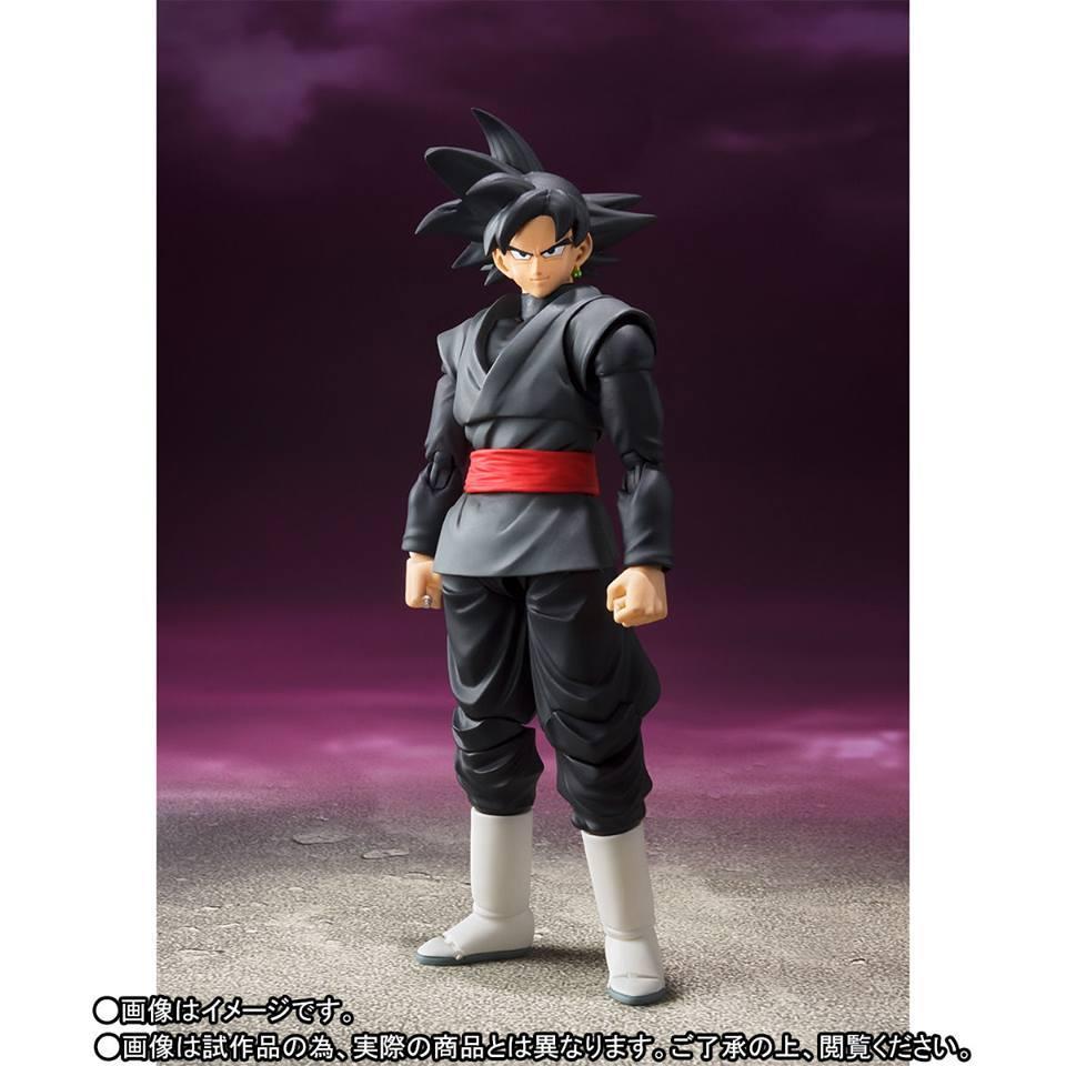 Goku Black Figuras