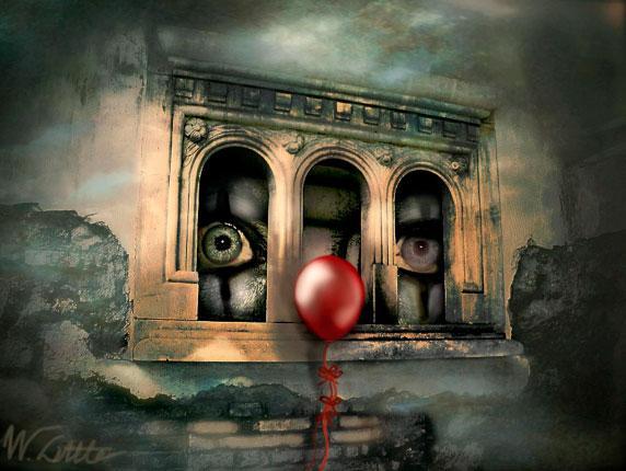 Imágenes de la exposición de arte inspirada en el remake de IT (Eso)