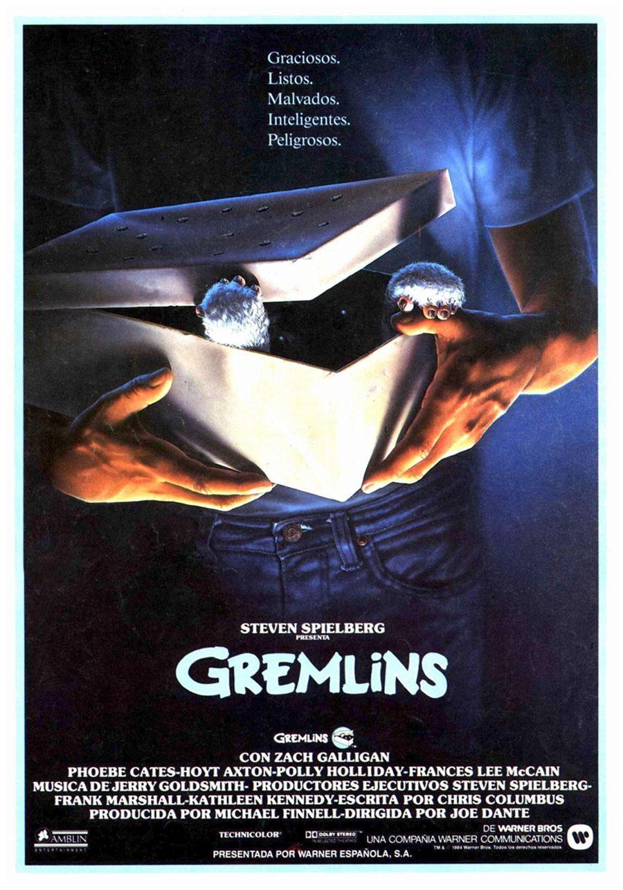 Gremlins, Gizmo, caja