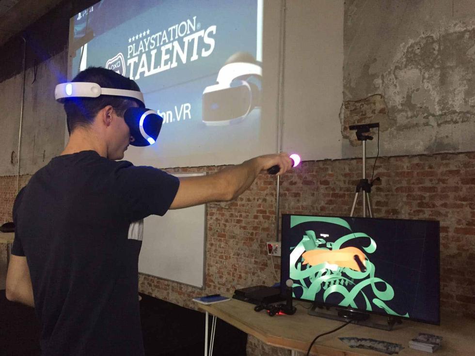 Juegos españoles PS VR