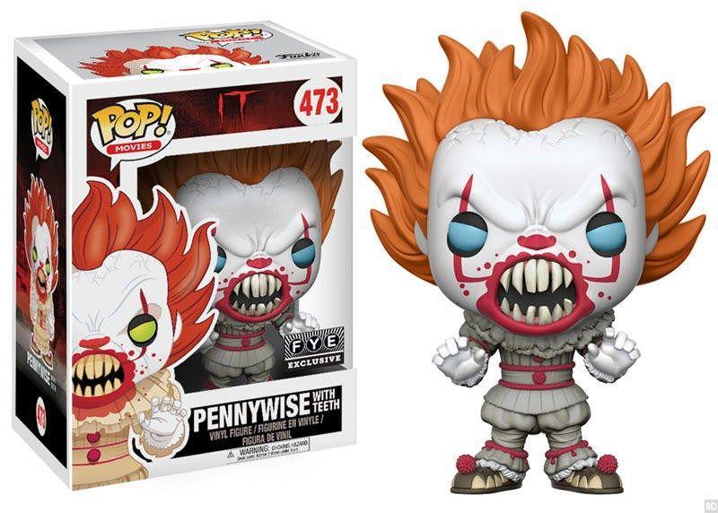 Pennywise versión Funko Pop!