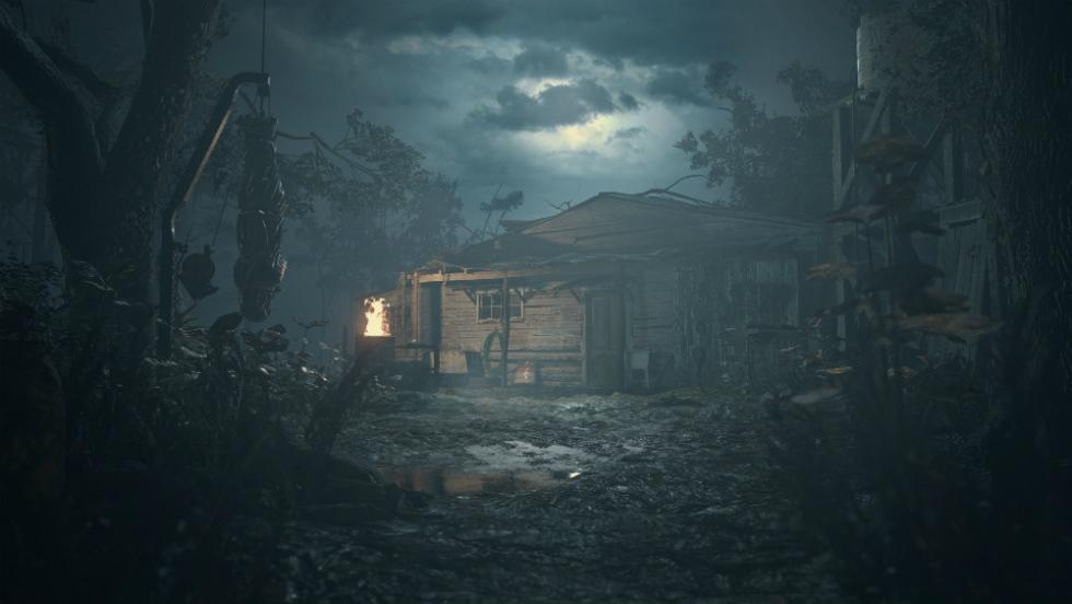 Resident Evil 7 - Imágenes de Not a Hero y End of Zoe