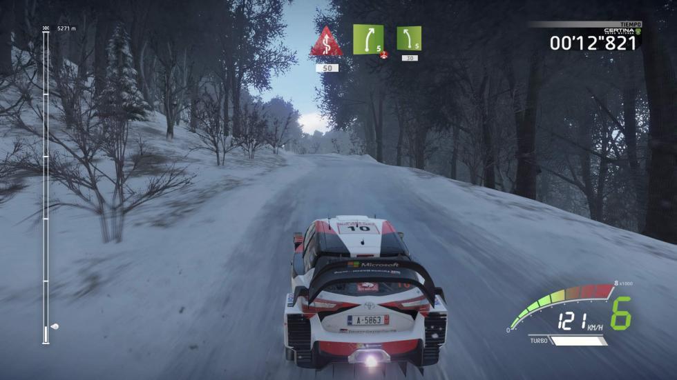 WRC 7 - Análisis 3