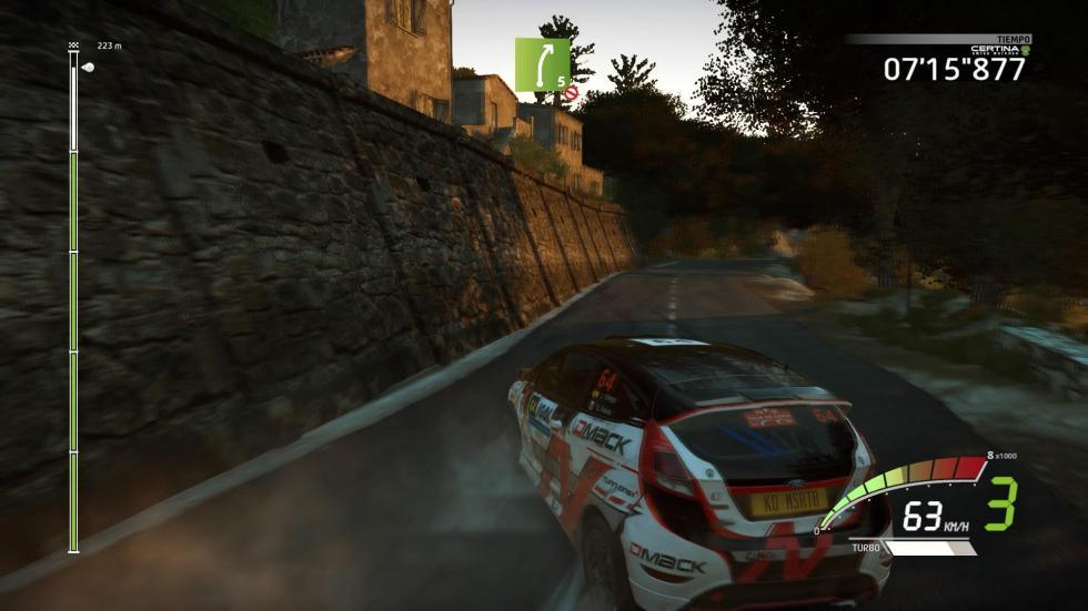WRC 7 - Análisis 4