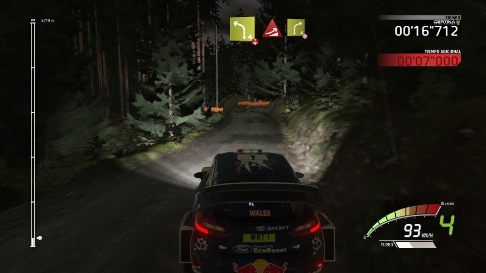 WRC 7 - Análisis 5