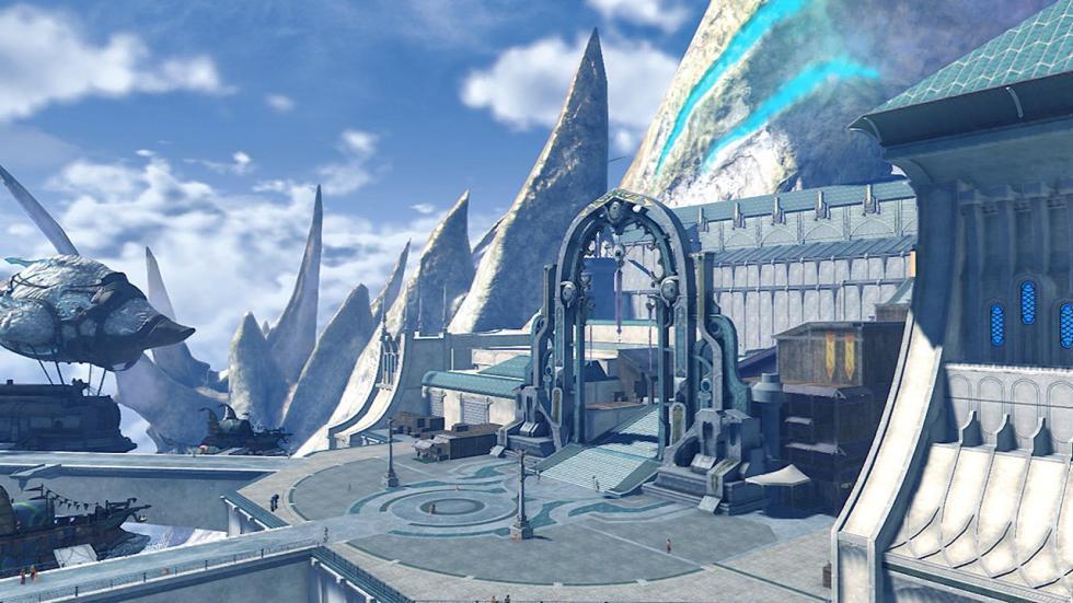 Xenoblade Chronicles 2 para Nintendo Switch