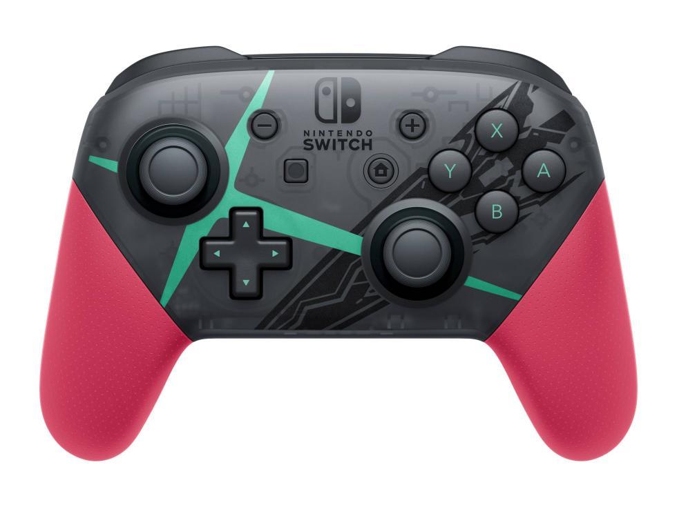 Xenoblade Chronicles 2 Pro Controller