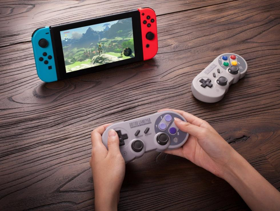 8bitdo Switch