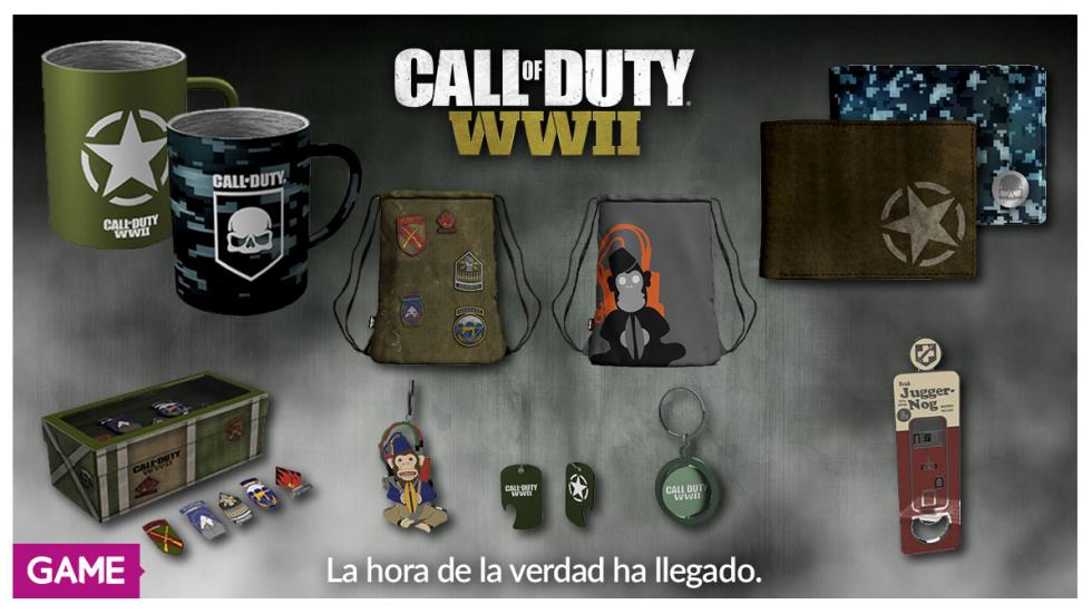 Call of Duty WWII GAME