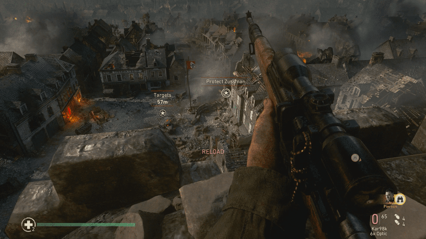 COD Review WWII