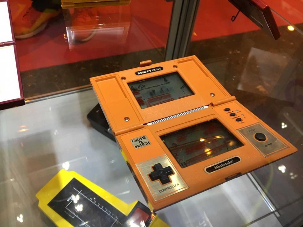 Consolas y retro Madrid Gaming Experience