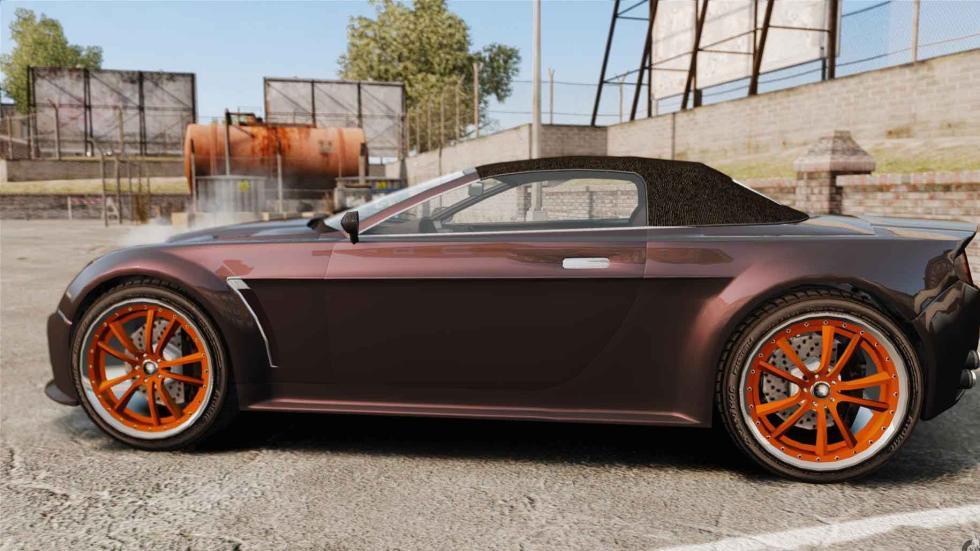 GTA V Vehículos