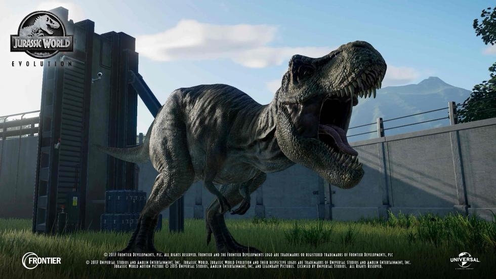 Imágenes de Jurassic World Evolution para PS4, Xbox One y PC