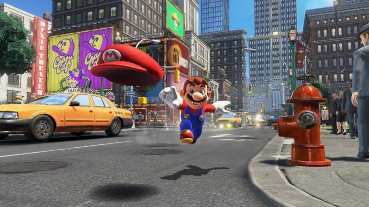Mario Odyssey 10
