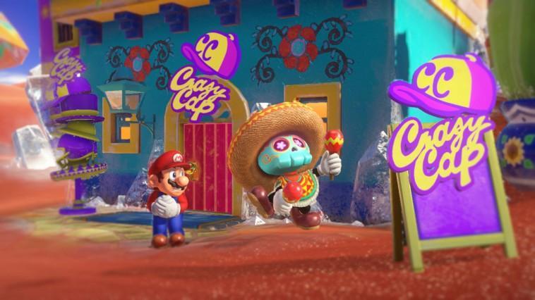 Mario Odyssey 12