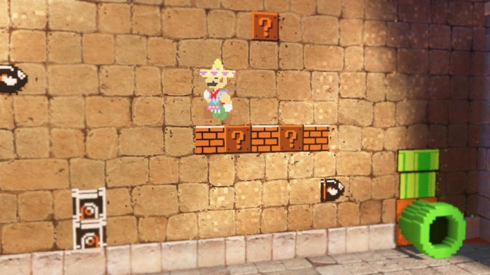 Mario Odyssey 4