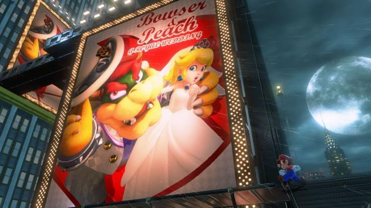 Mario Odyssey 7