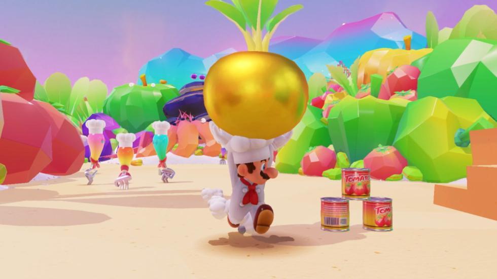 Mario Odyssey 8