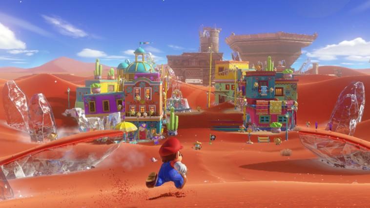 Mario Odyssey 9