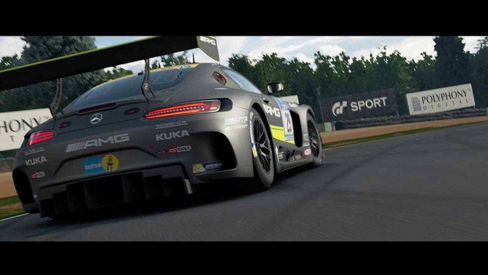 Mercedes AMG en Gran Turismo Sport (VIII)