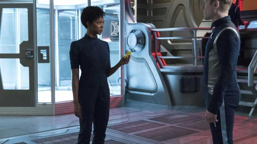 Star Trek Discovery 1x03: El contexto es para reyes