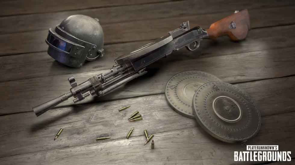 Arma PUBG