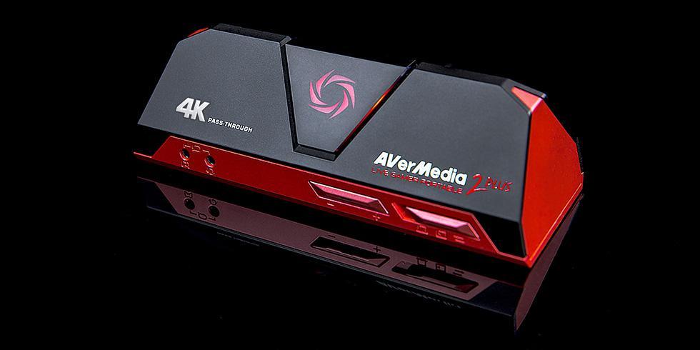 Avermedia LGP2 Plus