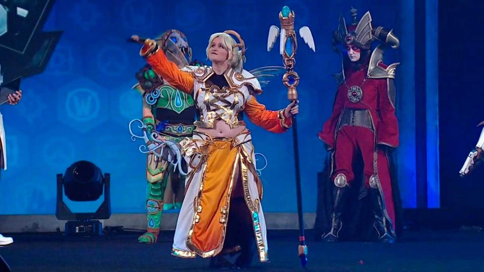 Cosplay Blizzcon 2017 - eSports