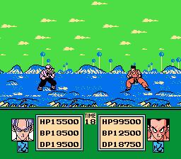 Dragon Ball Z Gekitou Tenkaichi Budokai