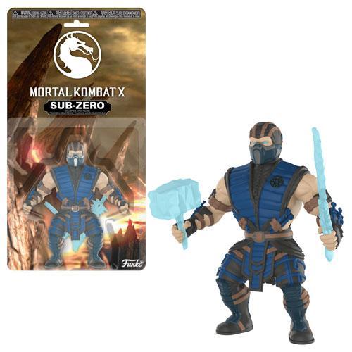 Figuras Funko de Mortal Kombat