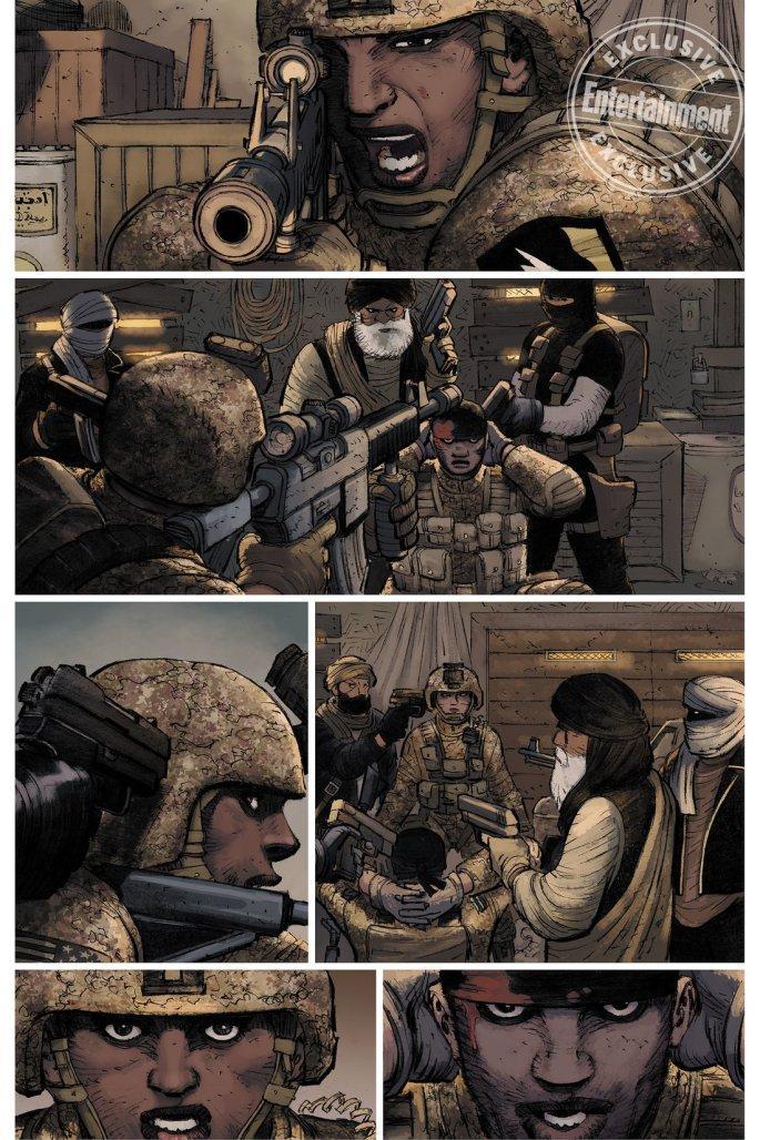 Mark Millar, John Romita Jr, Image Comics