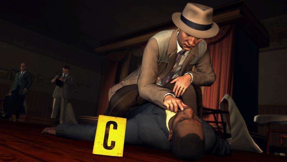 L.A. Noire para Nintendo Switch