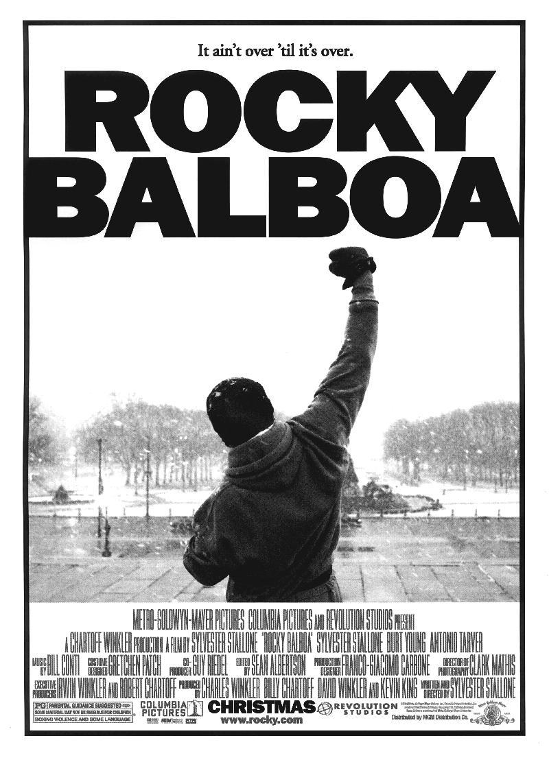 Las 10 mejores películas de boxeo - Rocky, Toro Salvaje, Alí...