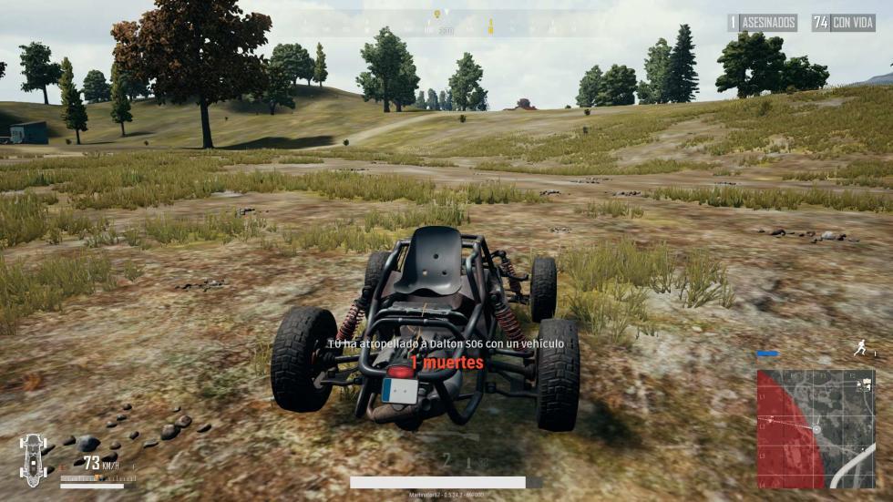 Análisis en proceso de PlayerUnknown's Battlegrounds para Xbox One