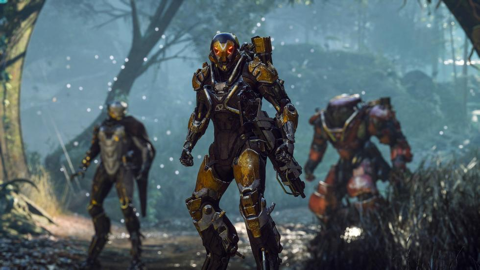 Anthem PS4 Xbox One PC