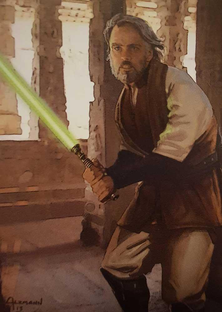 Así es el libro de arte de Star Wars: Los últimos Jedi