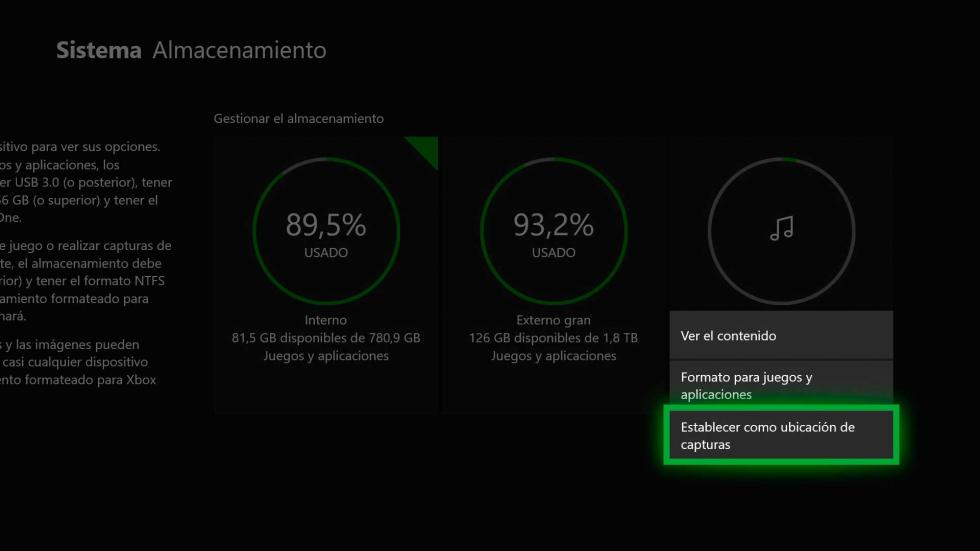 Capturar vídeo y pantallas desde Xbox One - eSports
