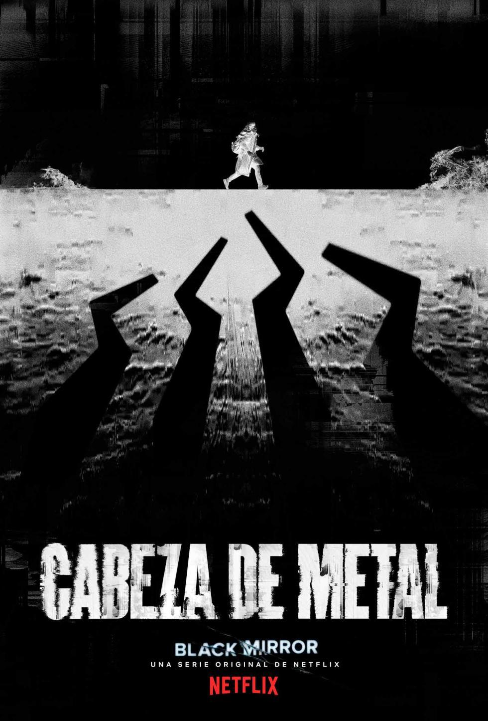 Cartel de Cabeza de Metal