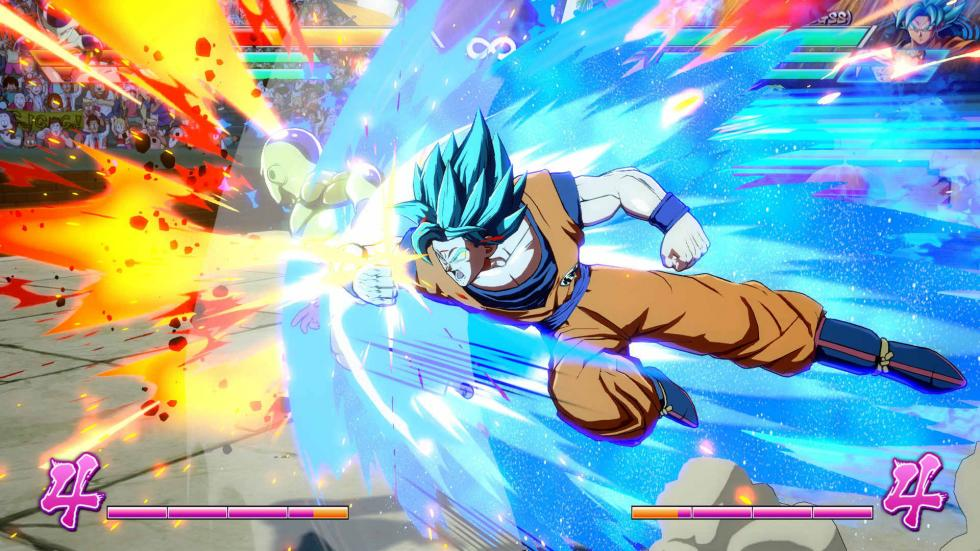 Dragon Ball FighterZ PS4 Xbox One PC