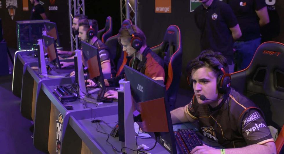 Gamergy CSGO eSports