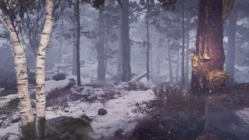 Escenarios de God of War para PS4