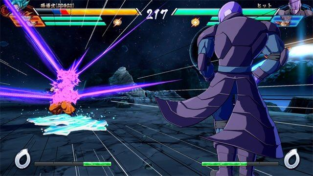 Hit en Dragon Ball FighterZ
