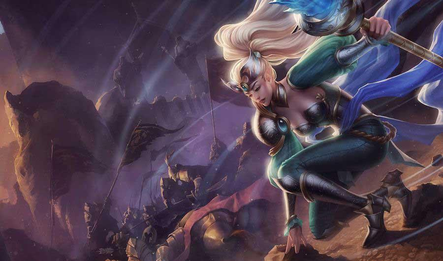 Janna - League of Legends - eSports
