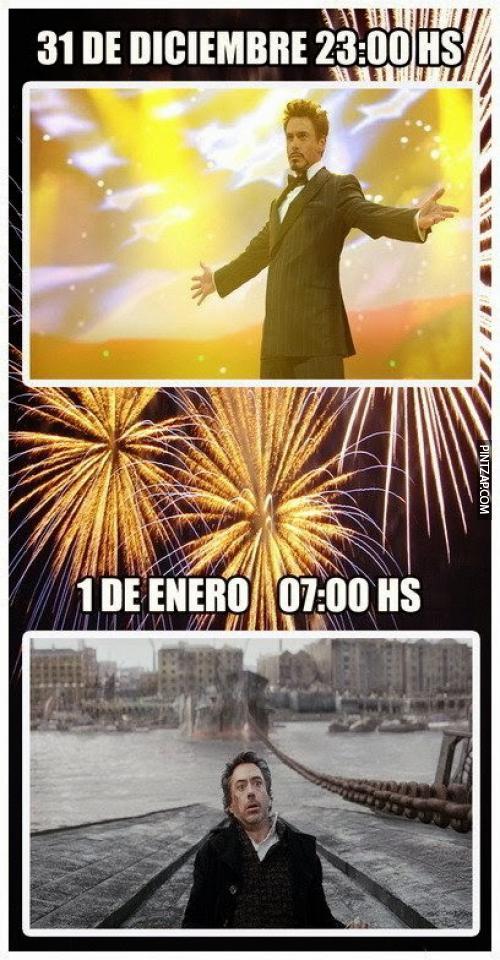 Los mejores memes para felicitar el fin de año y el año nuevo 2018