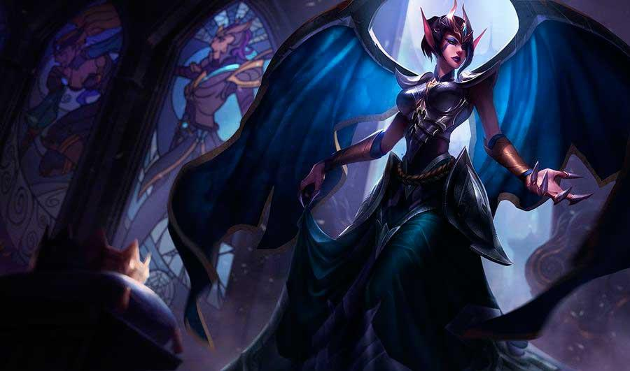 Morgana - League of Legends - eSports