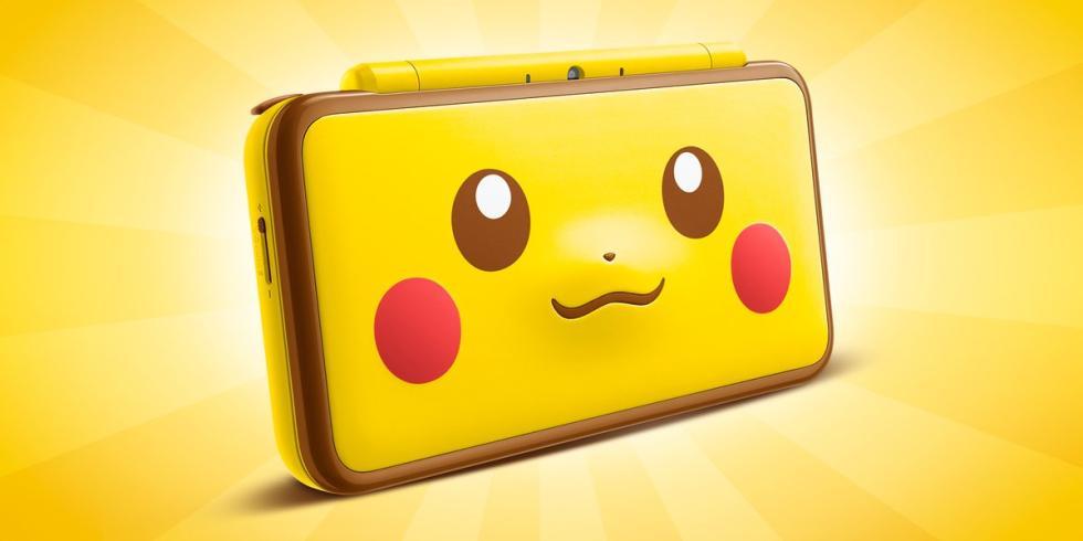 Nintendo 2DS XL Edición Pikachu
